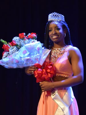 Jada Dion Morgan, 16, of Vineland, a sophomore at Vineland High School, was crowned Miss Vineland 2017 at the annual Miss Vineland Pageant that was held 5 p.m. Saturday, Jan. 28 at The Landis Theater.
