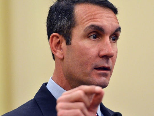 Pennsylvania Auditor General Eugene DePasquale has