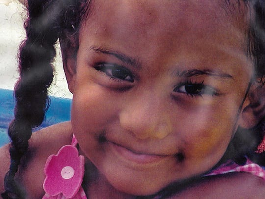 Makayla McCaskill smiles in an undated photo provided by her father, Robert McCaskill.