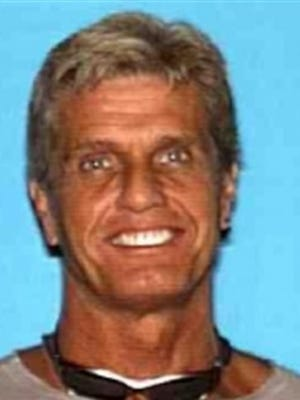 This file photo released by the Los Angeles County Sheriff's Department shows missing 20th Century Fox executive Gavin Smith who was last seen May 1, 2012. The Los Angeles County coroner's office confirmed early today that the remains of Gavin Smith have been positively identified.