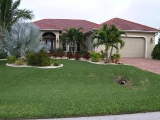 This home at 5333 SW 20th Place in Cape Coral recently