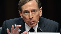 This Jan. 31, 2012 file photo shows then CIA Director