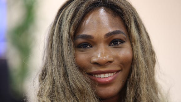 World No. 1 Serena Williams is vying for her first title in Mason.