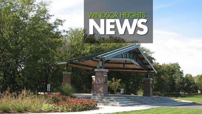 Windsor Heights news