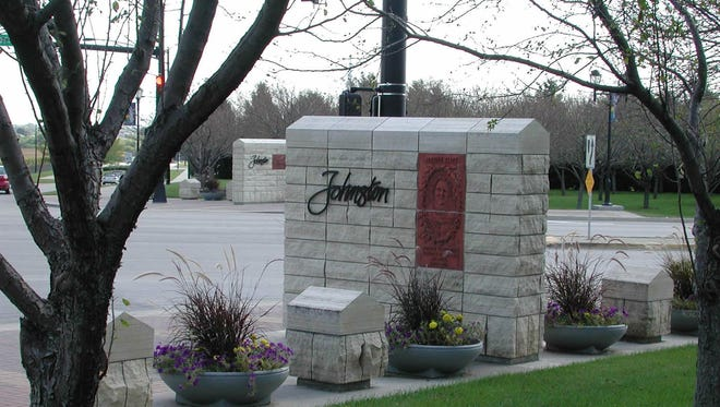 The City of Johnston