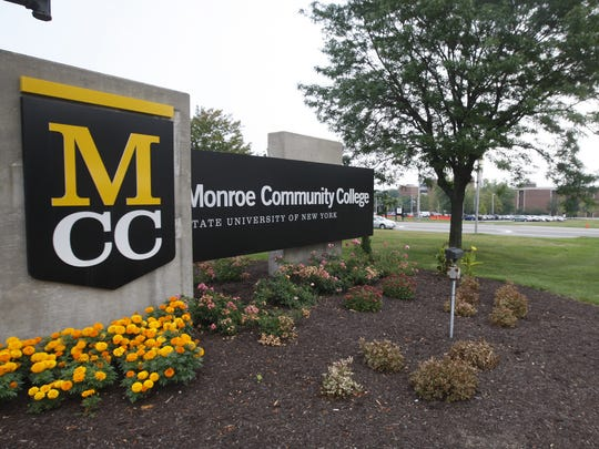 Monroe Community College in Brighton.