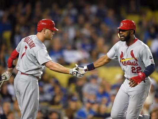 Jason Heyward, Matt Holliday