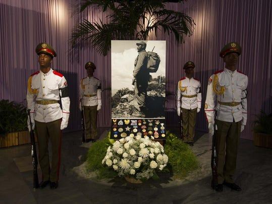 Cuba mourns Fidel Castro