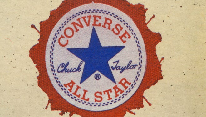 This is a logo for the classic Chuck Taylor All Star sneaker. The inside of the new version are getting a makeover.