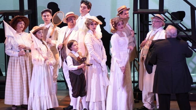 """""""Ragtime"""" will run through Dec. 4 at the Simi Valley Cultural Arts Center."""