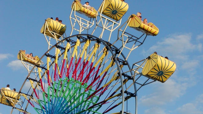 The Boone County 4-H & Utopia Fair takes place Aug. 7-12.