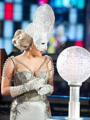 In 2011, Lady Gaga started the ball drop in Times Square