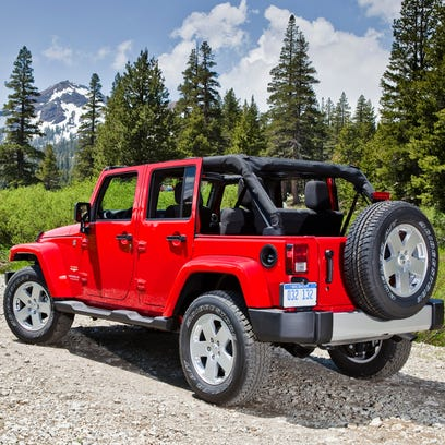 Consumer Reports says the Jeep Wrangler Unlimited is the worst car value in the U.S. Here are other losers by category...