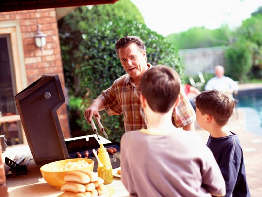 : If you've got a grill master in your household, gift