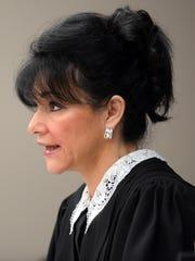 Ingham County Circuit Court Judge Rosemarie Aquilina