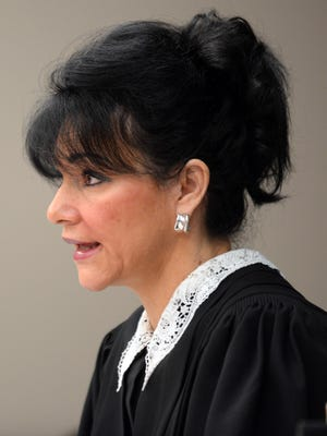Ingham County Circuit Court Judge Rosemarie Aquilina