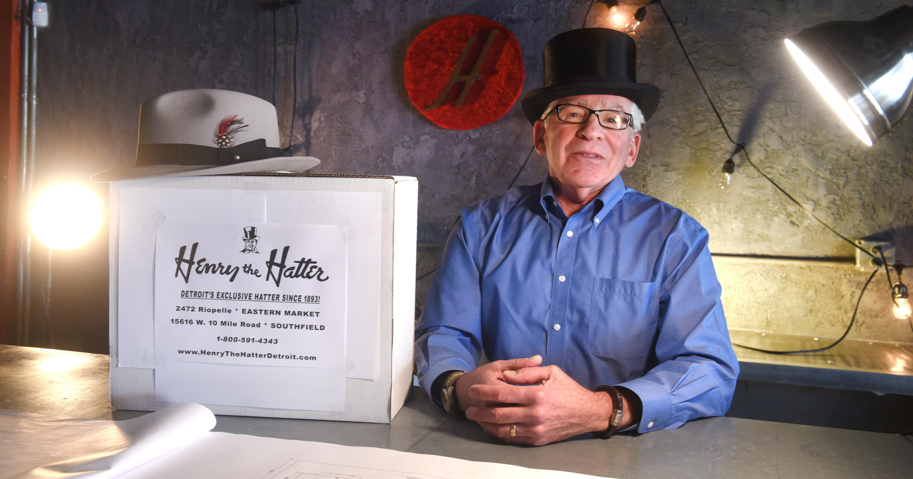 Henry the Hatter to open in Eastern Market by Thanksgiving fa64351a2bc5
