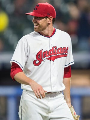 Indians rookie Shane Bieber improved his record to 3-0 and lowered his ERA to 2.22 by tossing six innings of one-run ball against the Cardinals.