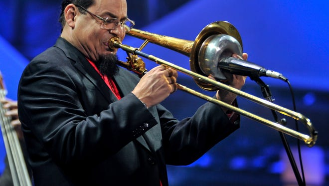 Steve Turre will perform on Sept. 14 as part of Indy Jazz Fest.
