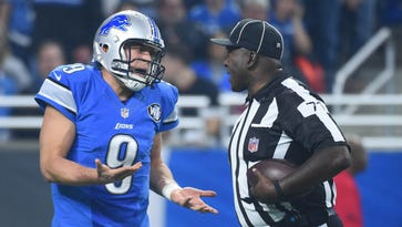 Lions' Matthew Stafford needs to heat up in season's final month