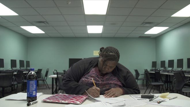 "Award-winning documentary ""Night School"" spotlights the Excel Center, a Goodwill Industries school that provides adults the opportunity to earn high school diplomas."