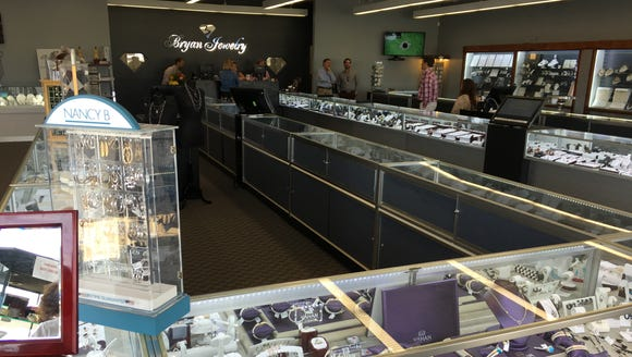 Bryan Jewelry's new Prattville location includes a
