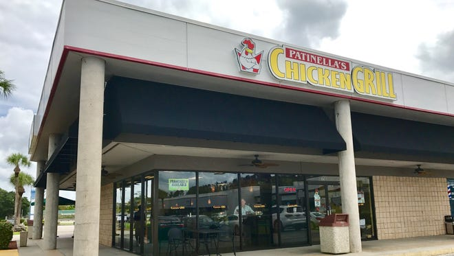 The Patinella's Chicken Grill on College Parkway in south Fort Myers opened in 2013.