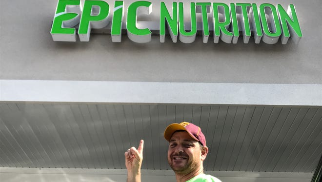Epic Nutrition opened on Aug. 1, 2017.