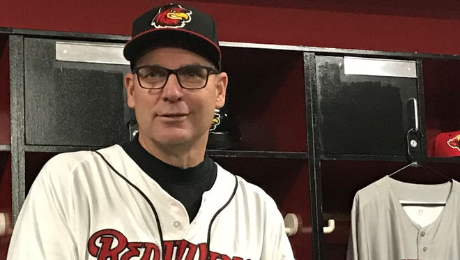 New Red Wings manager Joel Skinner enjoyed a 15-year pro career from 1983-91, playing 564 games in the majors for the White Sox, Yankees and Indians. A native of San Diego, his family lives in Cleveland.