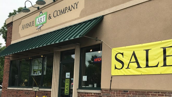 Avenue Art & Co. will move at the end of June/beginning of July to a location facing Northland Avenue.