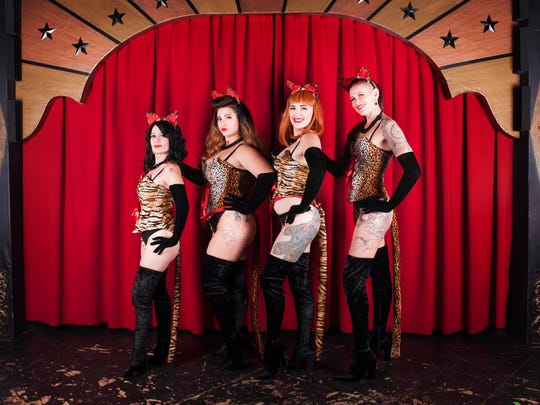 Whiskey Tango Sideshow marks 10 years with a show Saturday