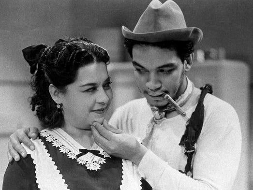 """Mario Moreno Reyes, mejor conocido como """"Cantinflas"""","""