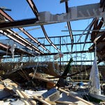 Cleanup, debris removal ongoing in Petal after tornado
