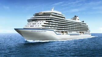 Regent Seven Seas Cruises says its next ship, the 750-passenger Seven Seas Explorer, will be the most luxurious cruise vessel ever built.
