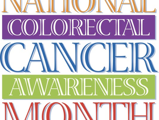Colorectal cancer HU March