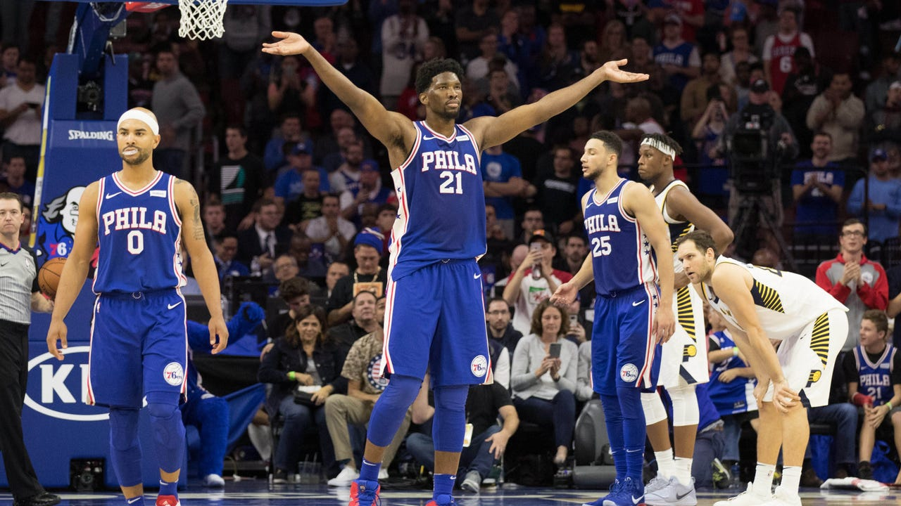 NBA Buzz: Is Joel Embiid the best at his position?