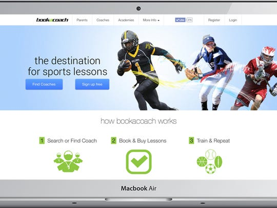 Bookacoach has developed software to help youth-sports coaches, parents and athletes to manage sports instruction.