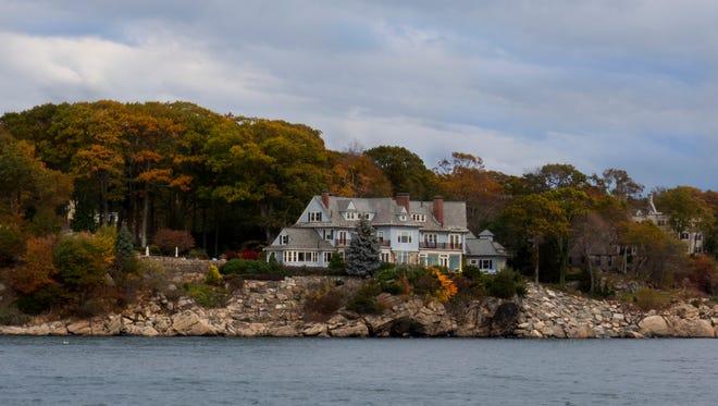 Clifton photographer Krystal Pratt takes photos of autumn, this one in Maine.