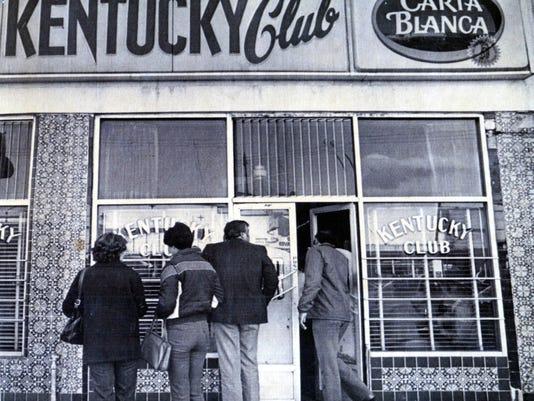 KENTUCKY CLUB EXTERIOR