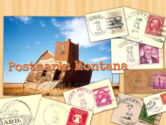 Gary Splittberger collects postmarks and travels Montana