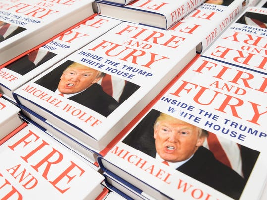 500 Copies Of Hotly Anticipated Trump Book Arrive At Waterstones