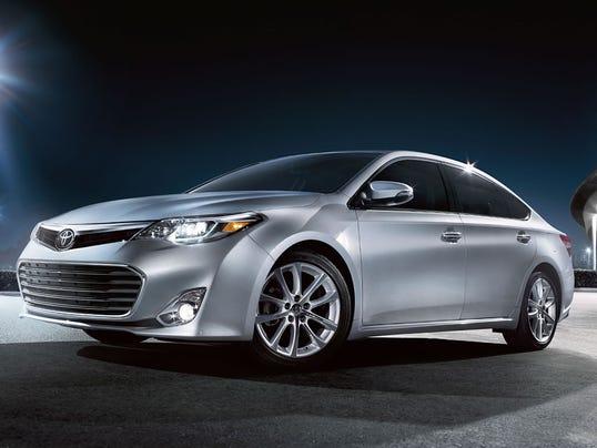 Car review: Toyota Avalon XLE Touring SE