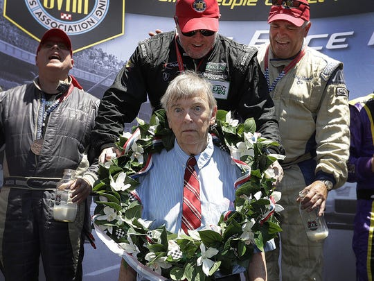 Spend an evening with Indianapolis Motor Speedway historian Donald Davidson at Indiana Landmarks Center on March 30.