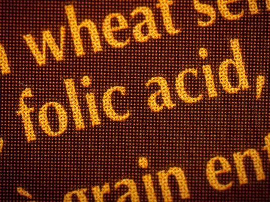 One vitamin everyone needs is folic acid.