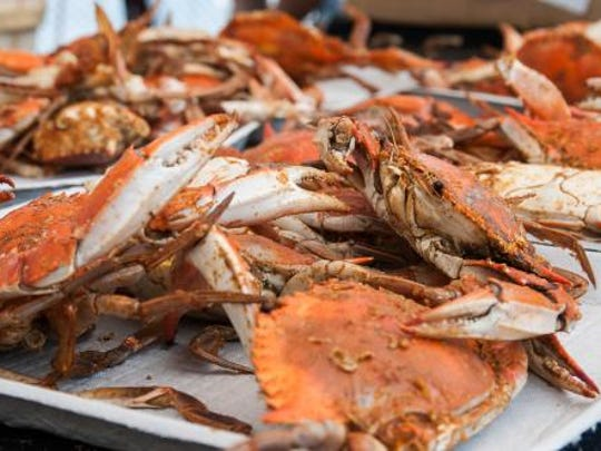 Maryland's Chesapeake Crab & Beer Festival took place June 23 in Baltimore.