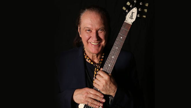 Dave Davies will play Outpost in the Burbs in Montclair on April 7.