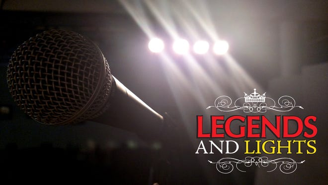 The Legends and Lights Party for the Arts fundraising event at Great River Arts will be held Saturday, Oct. 24.