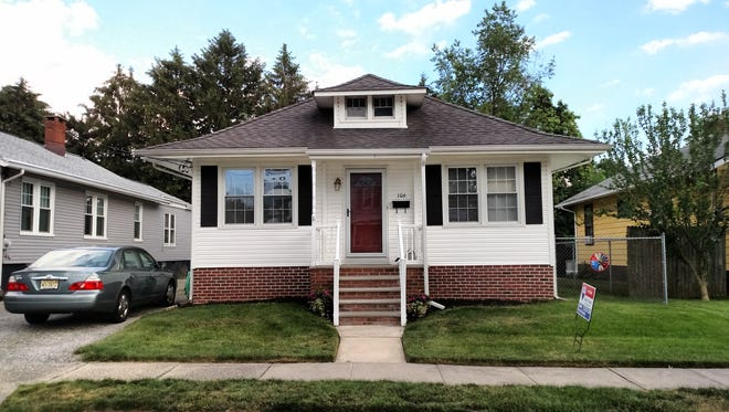 This home at 106 Church St. in Milltown will be open 1 to 4 p.m. Sunday, June 26.