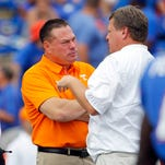 Butch Jones' record with Vols in close games among worst in SEC football