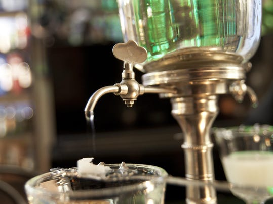 absinthe ritual